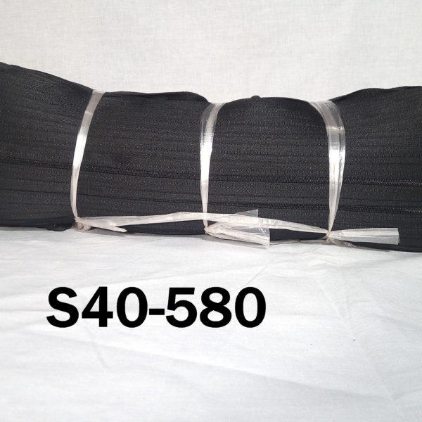 spiraallukk-meetrilukk-s40-580-must