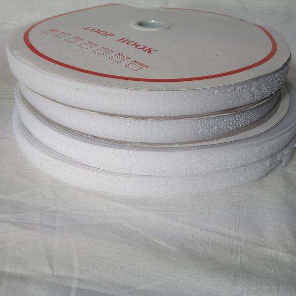 Takjapael 20mm õmmeldav valge